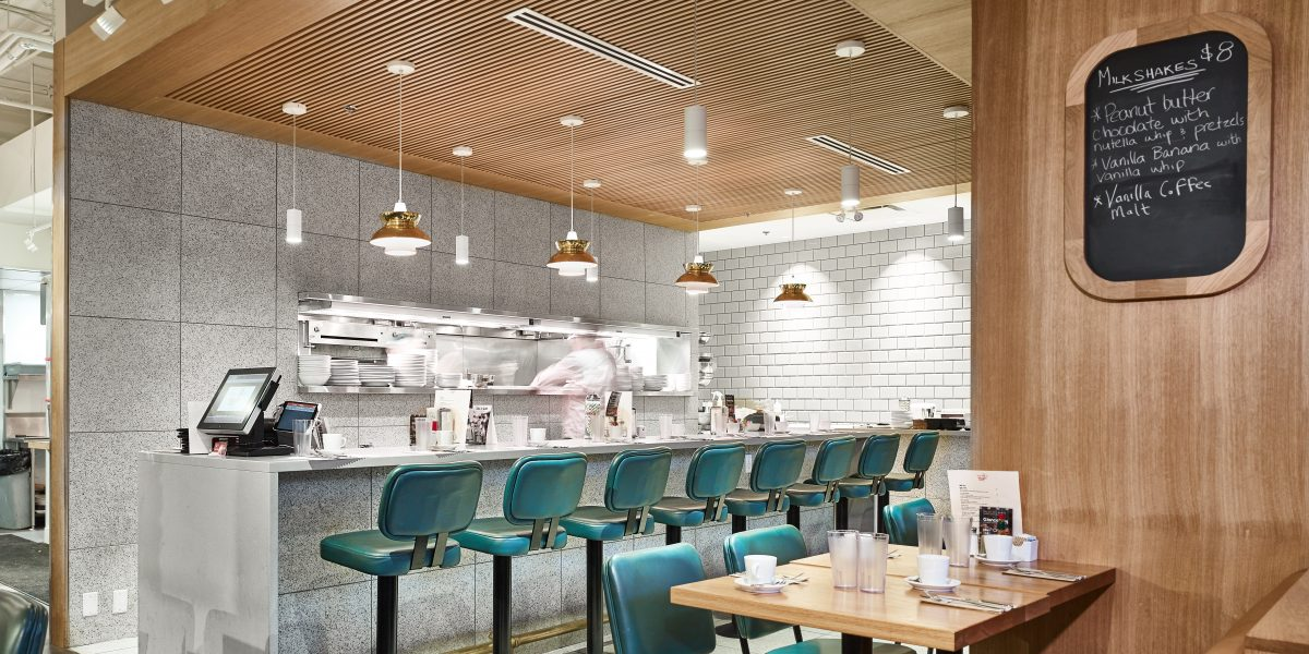 Fable Diner, build by Pacific Solutions Contracting
