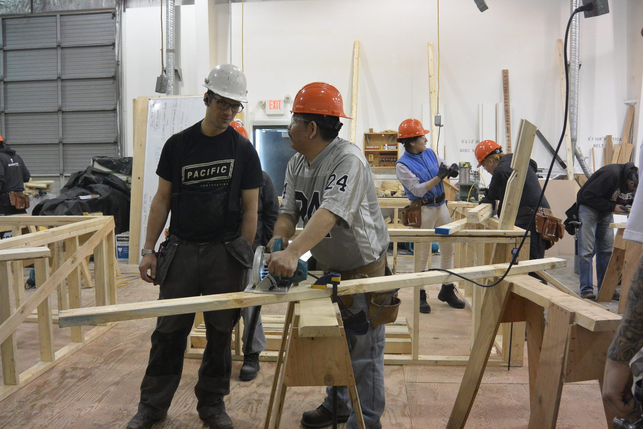Pacific Solutions And Squamish Nation Training & Trades Centre 1