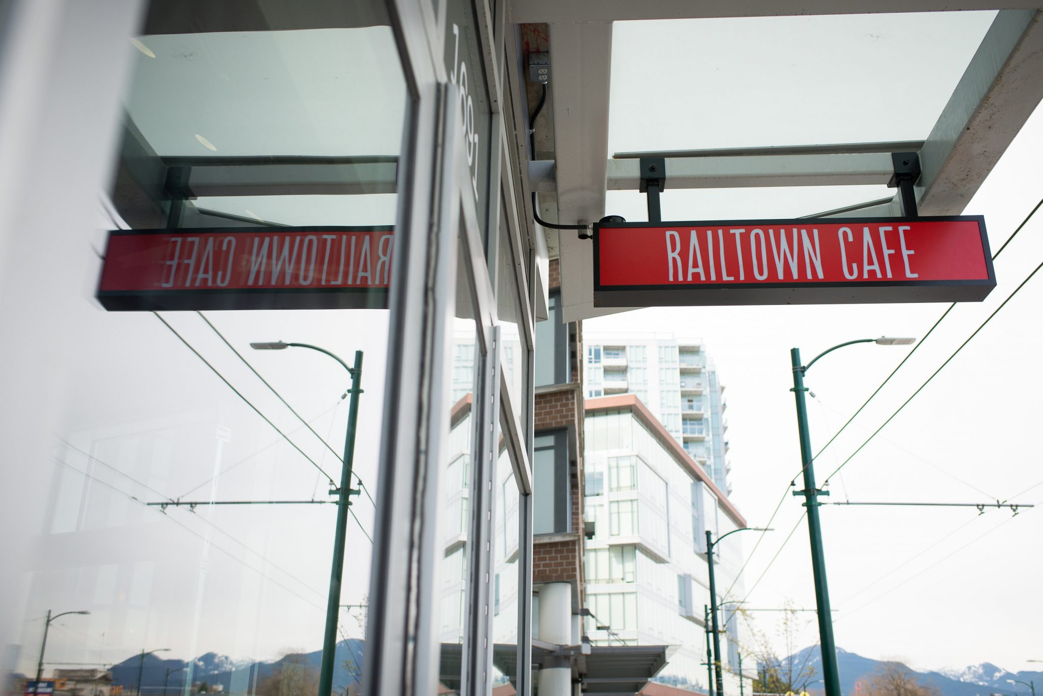 Pacific Solutions Contracting x Railtown Cafe